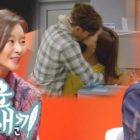 """La madre de Kim Jong Kook reacciona a su intensa escena de beso con Ye Ji Won en """"Producer"""""""