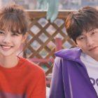 Kim Yoo Jung muestra su apoyo al nuevo drama de Song Jae Rim