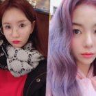 Jung Ah revela progreso de su embarazo + Ailee deja un dulce comentario