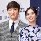"""Choi Jin Hyuk elogia la actuación de Nana en """"Justice"""""""