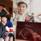 Im Chang Jung anuncia el 5º embarazo de su esposa