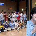 """Los aprendices de """"Produce X 101"""" expresan su gratitud por Lee Dong Wook y los entrenadores"""
