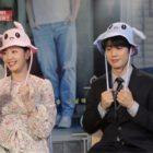 Kim Go Eun y Jung Hae In hablan sobre filmar juntos y su amor compartido por las canciones de BTS