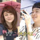 """Henry tiene una linda cita con su co-estrella de """"A Dog's Journey"""", Kathryn Prescott, en Corea para """"I Live Alone"""""""