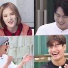 Jo Jung Suk revela la divertida reacción de Gummy por ser compañera de equipo de Haha y Kim Jong Kook