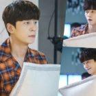 """Shin Sung Rok se aferra a su almohada con anticipación en """"Perfume"""""""
