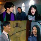 """IU muestra increíble trabajo en equipo con Lee Joon Gi y Yeo Jin Goo tras las cámaras de """"Hotel Del Luna"""""""