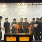 Ídolos alistados de SHINee, EXO, INFINITE, BTOB, 2AM, y más graban canción para el ejército juntos