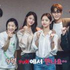 Hyeri de Girl's Day, Uhm Hyun Kyung, Kim Sang Kyung y más, asisten a la lectura de guión para nuevo drama