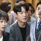 """Lim Ji Yeon y Kwak Si Yang se quedan impactados viendo a Rain en la corte en """"Welcome 2 Life"""""""