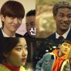 Hoya entra en el mundo del hip hop con Shin Won Ho, Naeun y Han Hyun Min en nuevo drama teaser