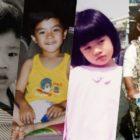 """Little Forest"" comparte fotos de bebé de su elenco Lee Seo Jin, Lee Seung Gi, Jung So Min y Park Na Rae"