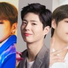 Kang Daniel, Park Bo Gum y V de BTS encabezan la lista de las estrellas más votadas que exudan vibras de otoño