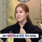Hyomin aclara rumores pasados que decían que T-ara recibía regalos de un rico empresario chino