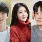Yoon Shi Yoon, Jung In Sun y Park Sung Hoon confirmados para nuevo drama de tvN