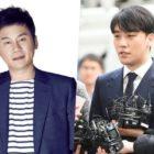 [Actualizado] Yang Hyun Suk es sospechoso de cambio de divisas y juegos de apuestas ilegales en el extranjero +Seungri también es sospechoso de apostar
