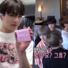 Jungkook de BTS anima a TXT con una conmovedora sorpresa