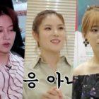 """Kim Heechul, Gummy, Heo Young Ji y más quedan impresionados por las concursantes de """"V-1"""" en un nuevo teaser"""