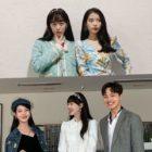 """Sulli comparte fotos de su cameo en """"Hotel Del Luna"""" + posa con IU y Yeo Jin Goo"""