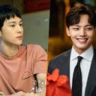 """Im Siwan envía un regalo sorpresa a Yeo Jin Goo en el set de """"Hotel Del Luna"""" de tvN"""