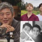 Sung Dong Il habla de ser cercano con juniors como V de BTS, D.O. de EXO, Park Bo Gum, Jo In Sung y más