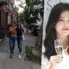 Lee Hyori pasea con Lee Jin, su compañera de Fin.K.L, en Nueva York + Song Hye Kyo muestra su amor