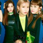 Las integrantes de gugudan abren cuentas individuales de Instagram