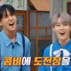 Ravi de VIXX y Ha Sung Woon eligen a sus amigos más famosos, bailan éxitos de los ídolos y más