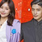 """Han Bo Reum habla sobre trabajar con su co-estrella de """"Level Up"""" Sung Hoon, compartir escenas de beso y más"""