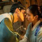 """Cha Eun Woo de ASTRO y Shin Se Kyung comparten un dulce momento en medio de circunstancias terribles en """"Rookie Historian Goo Hae Ryung"""""""