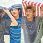 EXO anuncia 2º libro fotográfico mostrando sus vacaciones en Hawaii