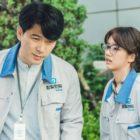 """Hyeri de Girl's Day y Kim Sang Kyung hacen una refrescante pareja de mentor-aprendiz en """"Miss Lee"""""""