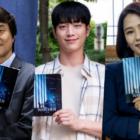"""Han Suk Kyu, Seo Kang Joon y Kim Hyun Joo comparten lo que les gustaría ver en el final de """"Watcher"""""""