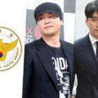 Según los informes, la policía interrogará a Yang Hyun Suk y a Seungri esta semana + Recibe sentencia de las autoridades estadounidenses