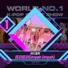 """Red Velvet obtiene tercera victoria para """"Umpah Umpah"""" en """"M Countdown"""" – Presentaciones de Sunmi, X1 y más"""