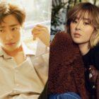 Lee Sang Yeob confirmado para unirse a Choi Kang Hee en próximo drama de comedia y acción