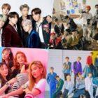 10 grupos de ídolos K-Pop que producen por si mismos y que realmente deberías seguir