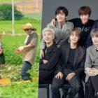 Cha Seung Won es el mayor fan de BTS mientras cosecha patatas dulces en el nuevo programa de variedades de Yoo Jae Suk