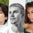 Jungkook de BTS recibe deseos de cumpleaños de Justin Bieber y Nicki Minaj