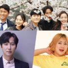 """Kim Nam Gil de """"The Fiery Priest"""", Park Na Rae, y más ganan los premios 46th Korean Broadcasting Awards"""