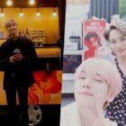 Taemin de SHINee y Baekhyun y Kai de EXO reciben apoyo de Minho y Sehun antes del debut de SuperM