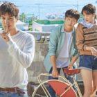 Un triángulo amoroso entre Kang Ha Neul, Gong Hyo Jin y Kim Ji Suk se insinúa en un nuevo póster de drama de comedia romántica