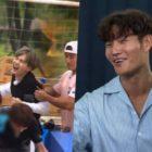 """El elenco de """"Running Man"""", Solbi y más reaccionan a las escenas clásicas de variedades de BTS y comparten historias"""