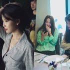 """IU comparte fotos de las vacaciones de recompensa de """"Hotel Del Luna"""" junto con un regalo de P.O de Block B"""