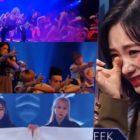 """(G)I-DLE, Lovelyz y Oh My Girl sorprenden a las competidoras con su presentación de cover en vista previa de """"Queendom"""""""