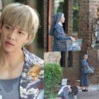 """Lee Seung Gi se transforma en un atrevido doble de riesgo con un corazón de oro + Muestra su nuevo y llamativo cabello en """"Vagabond"""""""