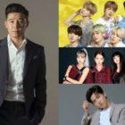 Im Chang Jung expresa su amor y respeto por BTS, BLACKPINK y Kim Jae Hwan