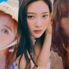Hayoung de Apink describe su amistad con Joy de Red Velvet y Yerin de GFRIEND
