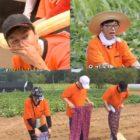 """Los integrantes de """"Running Man"""" son engañados y llevados a una granja en nuevo adelanto"""