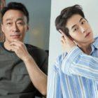 """Lee Sung Min y Nam Joo Hyuk parte del reparto en nueva película del director de """"A Violent Prosecutor"""""""